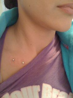 fresh after getting mirco dermal ancor piercings Dermal Piercing, Piercings, Chokers, Fresh, Canvas, My Style, Jewelry, Fashion, Peircings