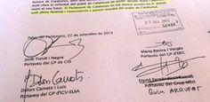 """CiU, ERC, ICV i la CUP acorden pactar la data i pregunta en 3 mesos. #CiU, #ERC, #ICV-EUiA i la #CUP han signat una #proposta de resolució conjunta per portar al Congrés de manera #urgent la petició per celebrar una #consulta i formalitzar la #pregunta i la #data abans del final del present període de sessions, el 31 de desembre i poder """"fer efectiu el dret a decidir al llarg del 2014"""". PDF…"""