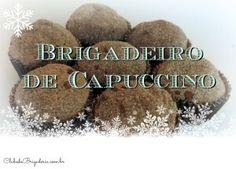 Receita de Brigadeiro de Capuccino