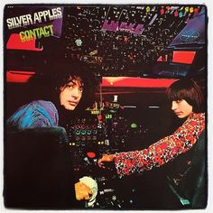 """Silver Apples, """"Contact"""" (1969)"""