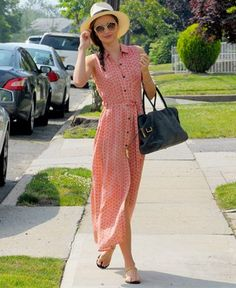 Miranda Kerr's Outfit Is Worth Planning Your Weekend Around