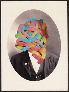 "Saatchi Art Artist Jaume Serra Cantallops; Collage, ""Cap de Cuc. Limited Edition Print 2 of 10"" #art"