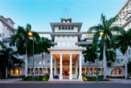 """SAVE ON OCEAN VIEWS. Welcome to the Moana Surfrider, A Westin Resort & Spa. The """"First Lady of Waikiki"""" has undergone a rebirth. The Sheraton Moana Surfrider has officially been re-branded as the Moana Surfrider, A Westin Resort & Spa. Wedding Reception Locations, Wedding Venues, Moana Surfrider, Polynesian Cultural Center, Honeymoon Registry, Uss Arizona, S Spa, Waikiki Beach, Island Tour"""