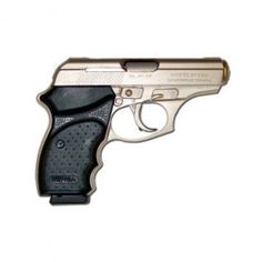 Bersa Thunder 380 Nickel .380ACP CC .Loading that magazine is a pain! Get your Magazine speedloader today! http://www.amazon.com/shops/raeind