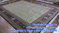 10' x 13' Silk Carpet