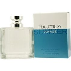 Nautica Voyage Summer 3.4 oz Cologne By Nautica for Men