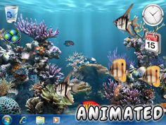 Imagine de Fundal de Animat de Acvariu Marin