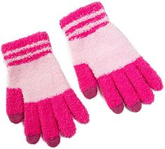 Winter Coral Fleece Touch Screen Gloves Soft Plush Warm Mittens Christmas Gift >>> See this great product. (This is an affiliate link)