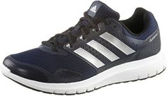 Adidas Duramo 7 Men Laufschuhe collegiate navy-silver metallic-solid grey - 46 2/3 - http://on-line-kaufen.de/adidas/46-2-3-adidas-duramo-7-m-herren-laufschuhe