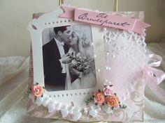 Wedding book card