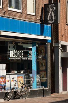 Coco Records - Zaandam - The Netherlands