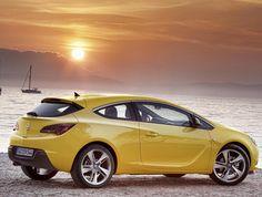 Opel Astra J GTC tuning - http://autotras.com
