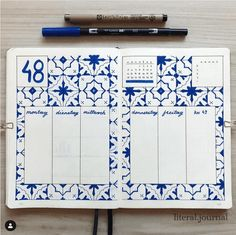 I am a huge fan of geometric shapes and patterns, they really add to a layout! Check out these 15 super amazing geometric bullet journal layouts! Bullet Journal Wishlist, Bullet Journal 10, Bullet Journal Doodles, Bullet Journal Weekly Spread, Minimalist Bullet Journal, Bullet Journal Ideas Pages, Bullet Journal Layout, Bullet Journal Inspiration, Journal Pages