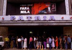 București 1991. O producție americană la Patria.
