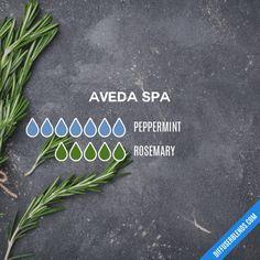 Aveda Spa - Essential Oil Diffuser Blend