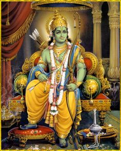 Lord Rama is the seventh incarnation of Lord Vishnu. Rama, the perfect avatar of the Supreme Protector Vishnu, is referred to as Maryada Purushottam. Question Quiz, Shri Ram Wallpaper, Krishna Wallpaper, Rama Lord, Shri Ram Photo, Ram Image, Lord Rama Images, Shri Hanuman, Durga