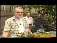 Tariel Kapanadze - Generator de energie gratuita - 5KW