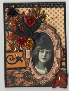 Artfully Musing: Witchy ATCs by Various Artists