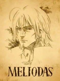 Poster A3 Nanatsu No Taizai Seven Deadly Sins Meliodas Diane Ban Merlin King 05