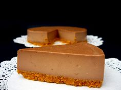 Tarta de chocolate (sin azúcar) - Señora Troll