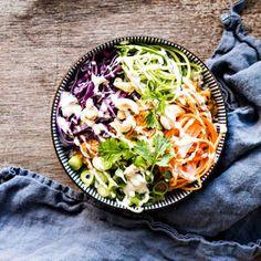 Tuna Bowl eli tonnikalakulho | K-Ruoka Koti, Tuna, Cobb Salad, Atlantic Bluefin Tuna