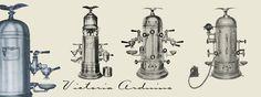 Victoria Arduino con l'obiettivo di realizzare una macchina per caffè espresso senza compromessi in termini di qualità, materiali e performance