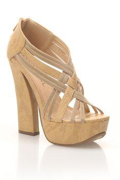 Caitlyn High Heel Sandals