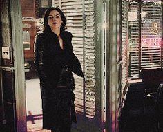 Lana Parrilla. Regina Mills and THAT walk. unf