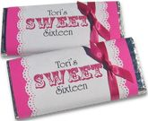 candy bar wrapper - gift bag