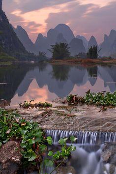 Guilin, China  (by Sergey Zalivin)*