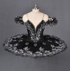 Black Tutu# Professional Ballet Tutu Black Swan