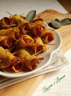 Appetizer Recipes, Snack Recipes, Yummy Food, Tasty, Appetisers, Antipasto, Italian Recipes, Food And Drink, Low Carb