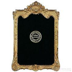 4d863669c36 VICTORIAN SHELL 18kt Museum Gold Vermeil over Fine Pewter 5x74x6brby Elias  Artmetalreg Photo Gifts