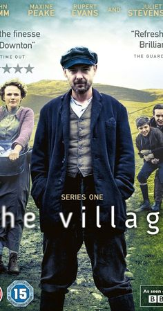 Created by Peter Moffat.  With David Ryall, Maxine Peake, John Simm, Charlie Murphy. Follows the residents of one English village across the 20th century and their turbulent lives.