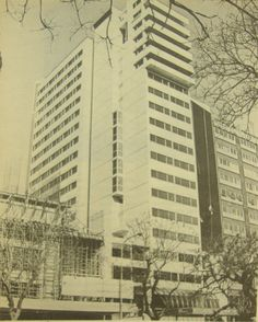Hotel Panamericano Buenos Aires (1982)