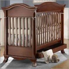 Baby Cribs Nursery Furniture - Convertible Round Designer