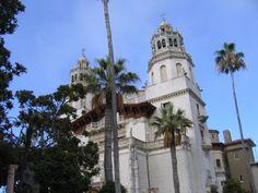 Heast Castle, San Simeon, CA - Julia Morgan, architect