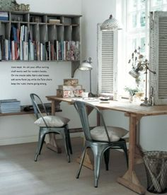 45 charming vintage home offices digsdigs charming desk office vintage home