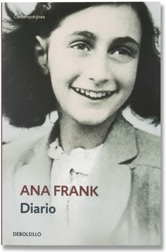 Ana Frank Diario - Cartas a una amiga imaginaria (Spaans) Tras la invasión de Holanda, los Frank, comerciantes judíos alemanes emigrados a Amsterdam en 1933, se ocultaron de la Gestapo en una buhardilla anexa al edificio donde el padre de Ana tenía sus oficinas.