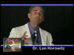 Len Horowitz   -   DNA  is  a  Torsion  Field  Antenna