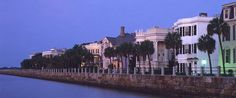 Take a step back into history and explore the beautiful antebellum neighborhood South of Broad in Charleston, South Carolina with Disher, Hamrick & Myers.