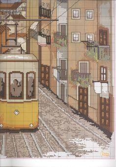 Gallery.ru / Фото #231 - melhor de Portugal em ponto de cruz - Ulrike