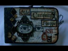 Olde Curiosity Shoppe mini album video 3 - YouTube