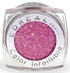 L'Oréal Paris, color Infallible Miss Candy, Naughty Strawberry. We like it!  #limoni  #makeup