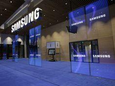 Samsung zeigt Konzept für transparente und spiegelnde OLED-Videowände | #OLEDDesign #Wisplay