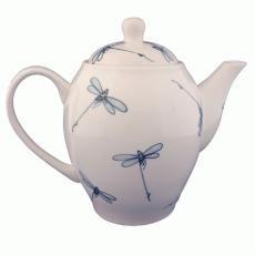 Fair Trade Vietnamese Dragonfly Teapot from Ten Thousand Villages