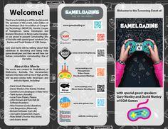 gameloading event-tri-fold layout-even folds_Brochure Inside