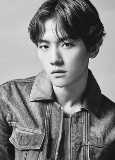 Beautiful, My Boy. Baekhyun, Park Chanyeol, Kim Junmyeon, Kpop Exo, Exo Members, Chinese Boy, Korean Singer, Pretty Boys, Handsome