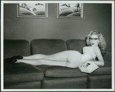 Betty Brosmer 1950s : OldSchoolCool