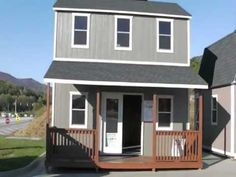 Recently, I Discovered That Some People Are Converting Sheds Into Houses.  Iu0027m Not Sure If Building Codes Will Allow That In All Areas, ...
